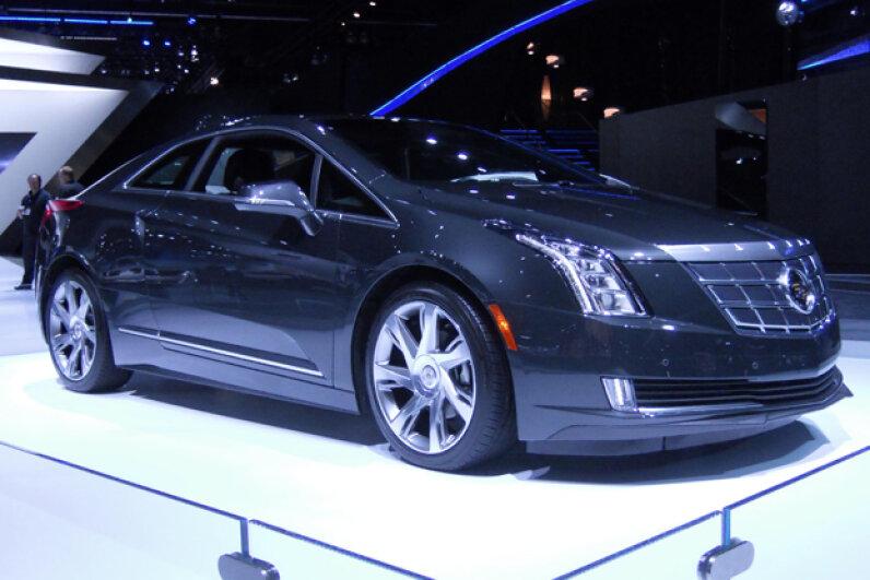 The 2014 Cadillac ELR (Courtesy of Kristen Hall-Geisler)