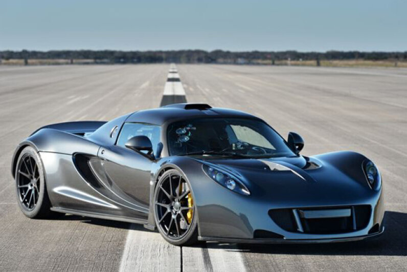 The Hennessey Venom GT (Courtesy of Hennessey Performance/HPE Design LLC)