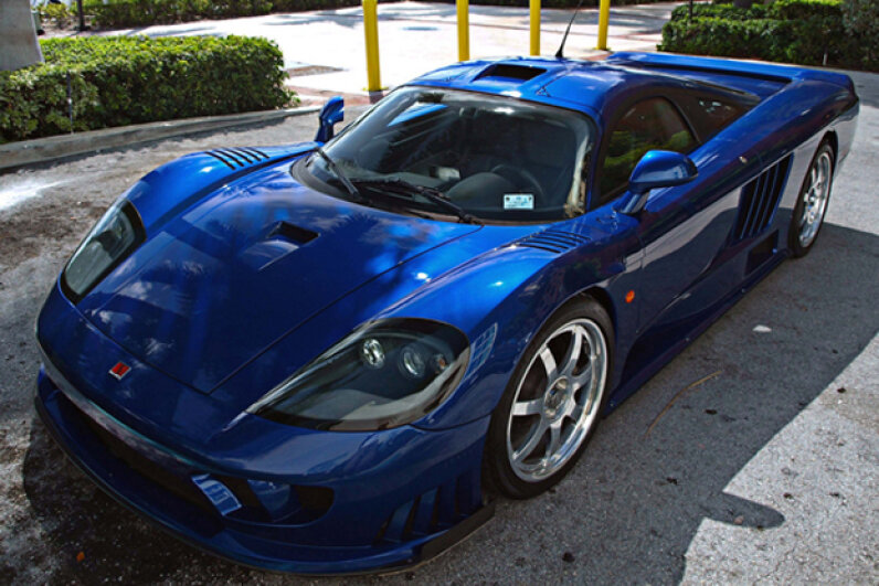 The Saleen S7 Twin-Turbo (Creative Commons/Flickr/Exotic Car Life)