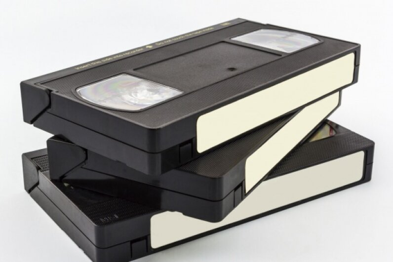 We're hoping the people still hoarding VHS tapes just haven't gotten around to digitizing them yet. © amnachphoto/iStock/Thinkstock