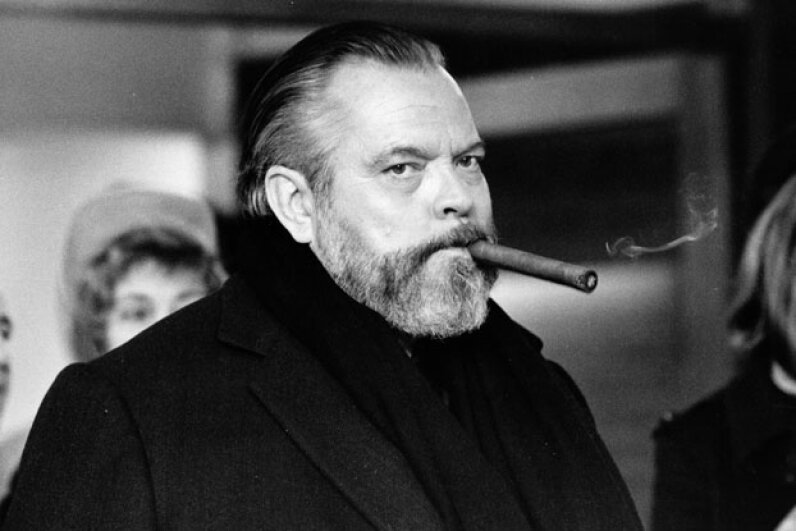 Orson Welles narrated the War of the Worlds radio play. Central Press/Hulton Archive/Getty Images