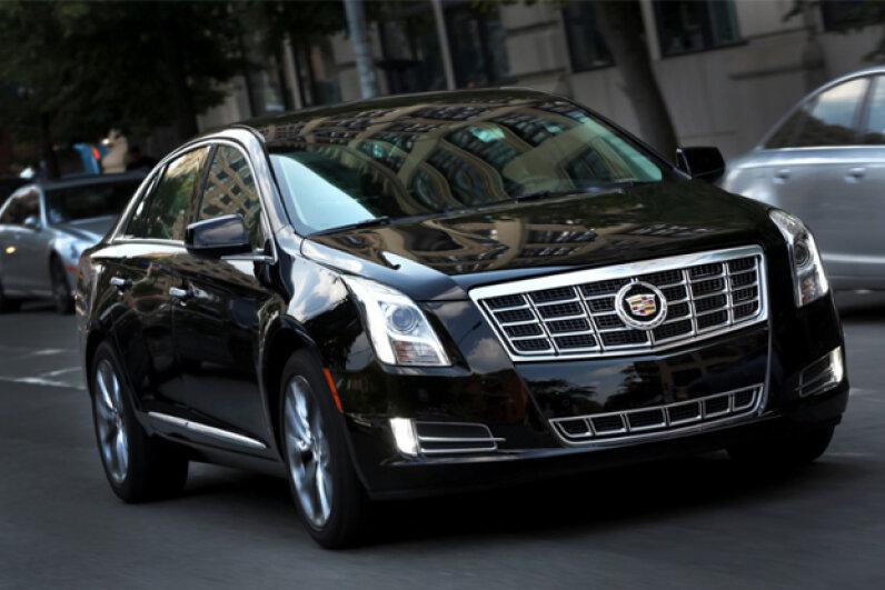 2013 Cadillac XTS © General Motors