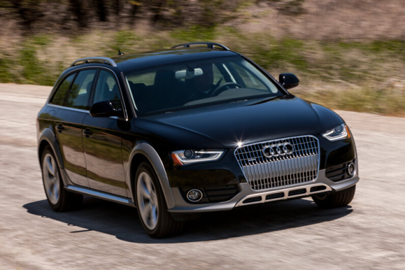 2013 Audi Allroad Courtesy of Audi of America