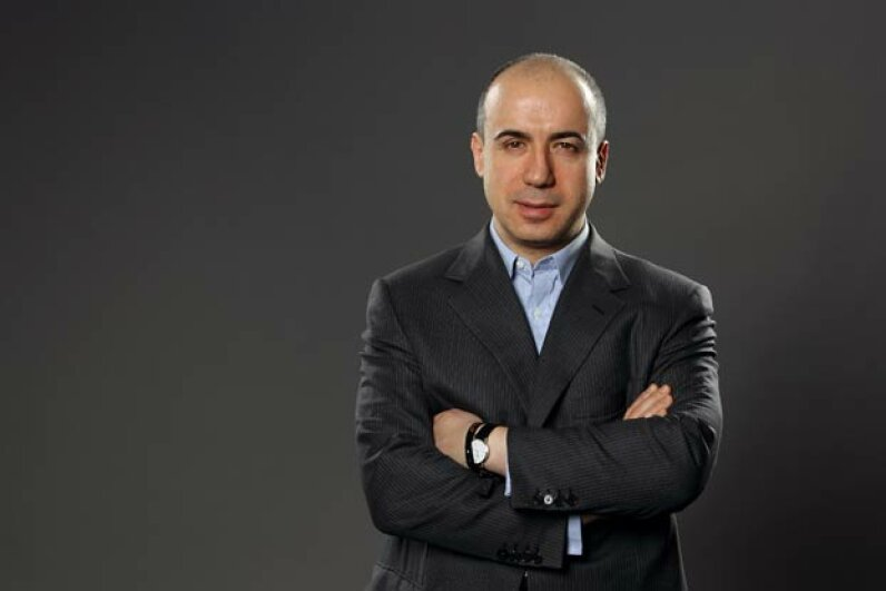 Russian billionaire Yuri Milner who paid $100 million for the Palo Alto Loire Chateau. Appraisers think he overpaid by $50 million. Andreas Rentz/Getty Images for Hubert Burda Media