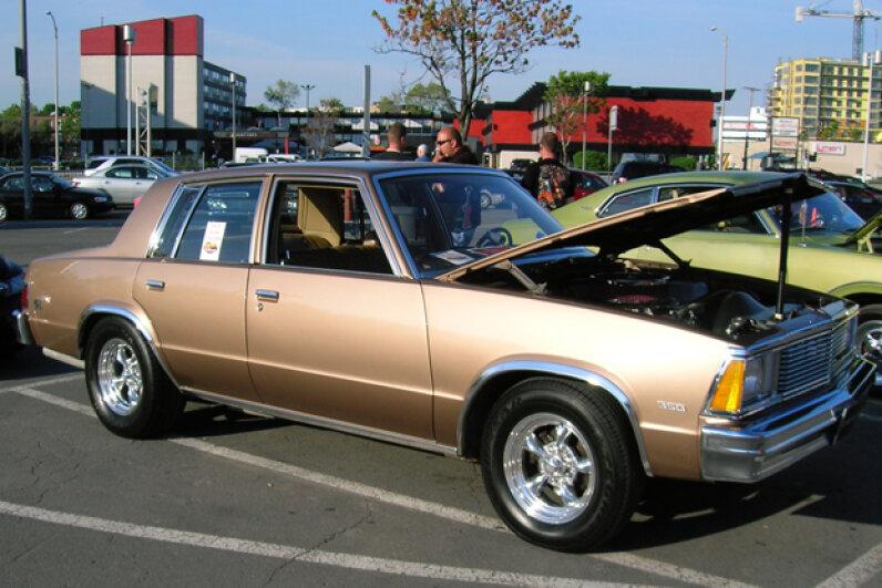 1981 Chevrolet Malibu Katherine Tompkins, Used Under CC BY 2.0 License