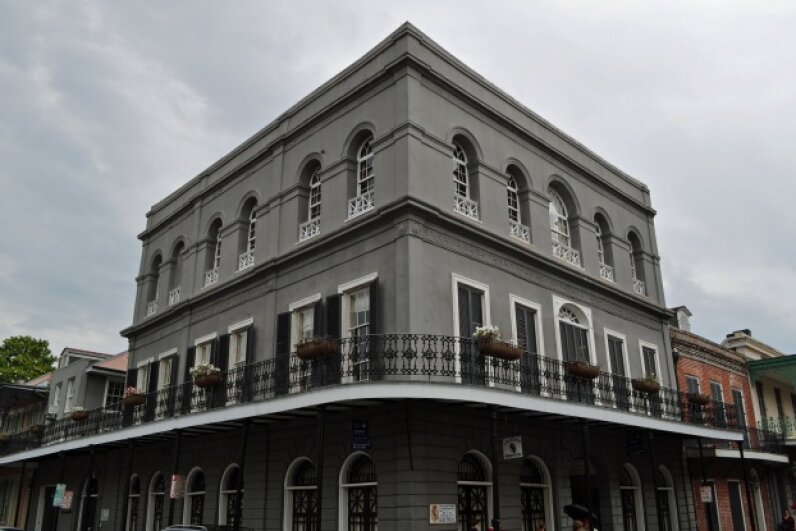 The LaLaurie mansion still stands on Royal Street, and despite (or perhaps because of) its dark history and rumors that it's haunted, many people have owned it through the years.  © Steven Wagner / Contributor