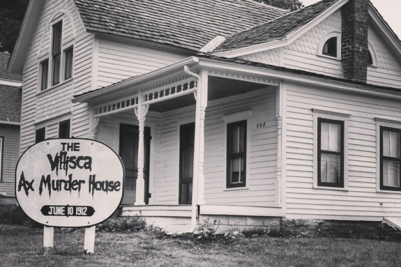 Today, the site of the Villisca murders is a tourist attraction.  © Ryan Moomey, used under CC BY 2.0 license