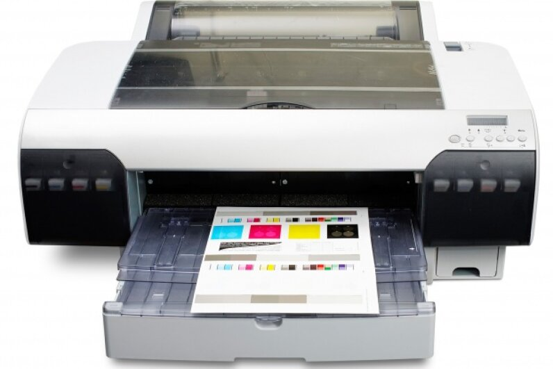If you purchase a high-quality printer, it could actually save you money on ink. ©dja65/iStockphoto