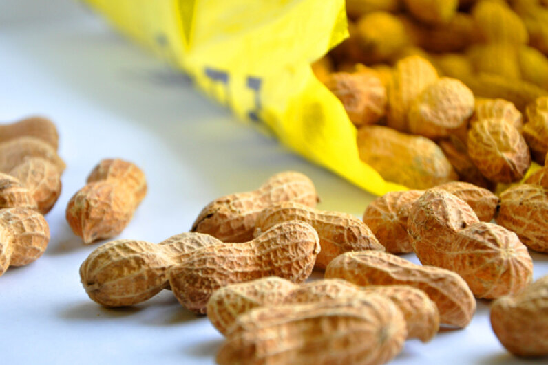 The peanut shell ban can be traced back to two separate incidents in 1937. (MarpleRosenow/Moment Open/Getty Images)