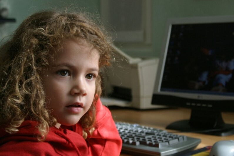 """What's an IP address?"" OK, it's not JUST kids that might struggle with configuration settings. © cri1810/iStockphoto"