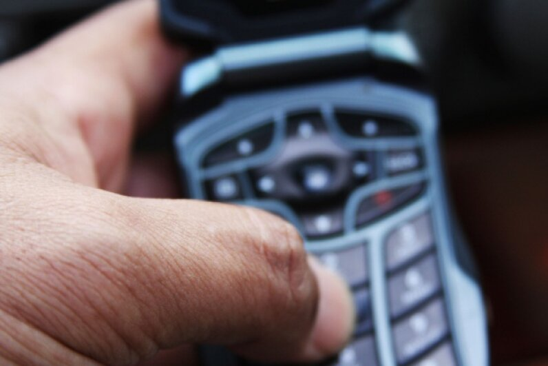 If you've never texted with a flip phone, you've really missed out … on a lot of frustration. It's OK to envy the kids who never tried to message people this way. © alimusicva/iStockphoto