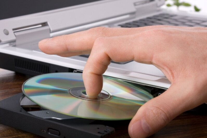 Computers often don't even ship with CD drives anymore. © BrianAJackson/iStockphoto