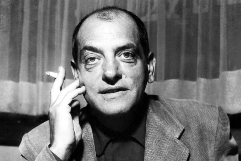 "In 1929, Spanish filmmaker Luis Bunuel collaborated with Salvador Dali to create ""Un Chien Andalou,"" a shocking surrealist film. RDA/Hulton Archive/Getty Images"