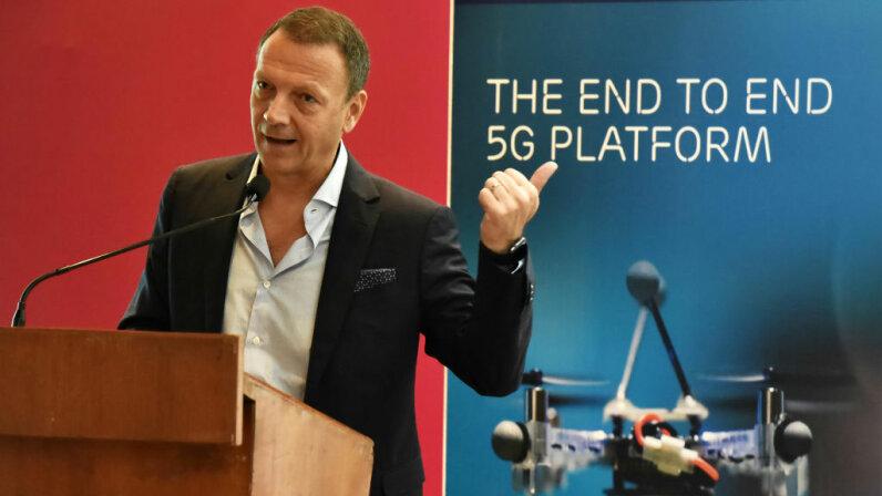 Paolo Colella, Ericsson, drones