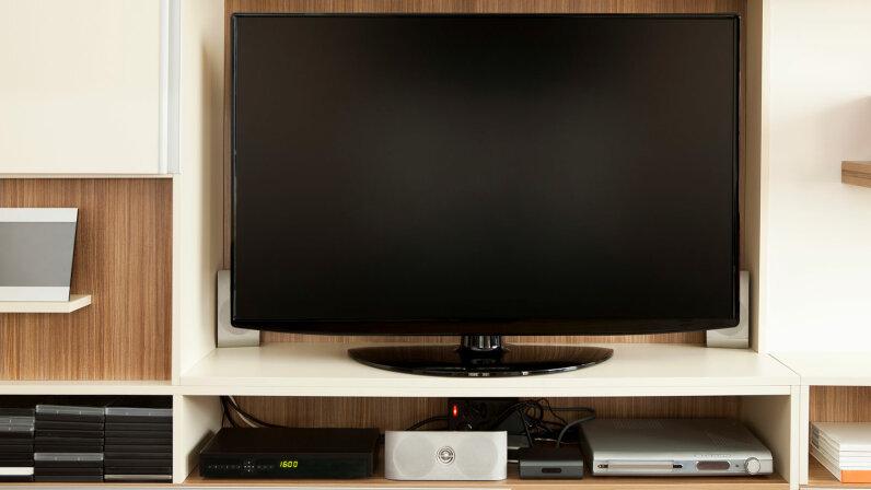 TV, DVD