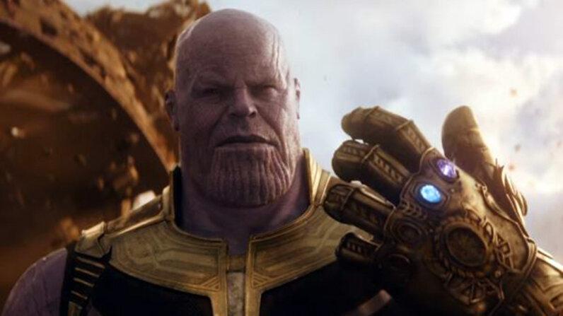 Thanos in 'Avengers: Infinity Stones