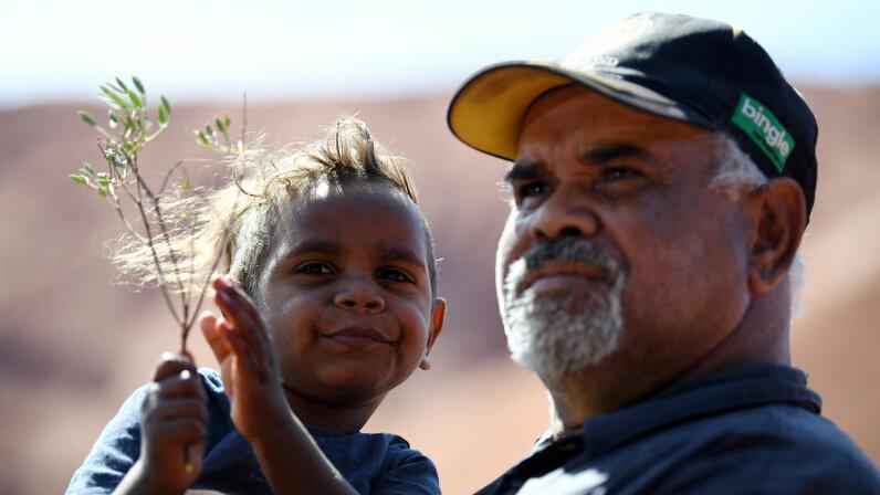 Aboriginal owners of Uluru-Kata-Tjuta