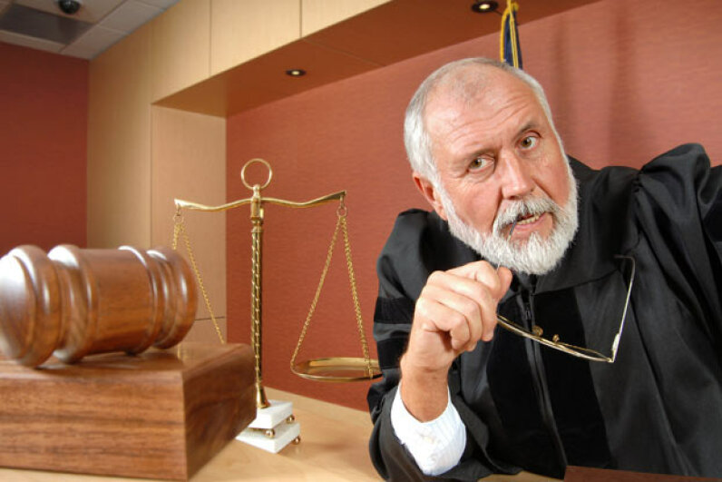 If you come before a judge for one of these violations, he may be tempted to laugh you out of court.  How do these crazy laws come on the books? iStockphoto/Thinkstock