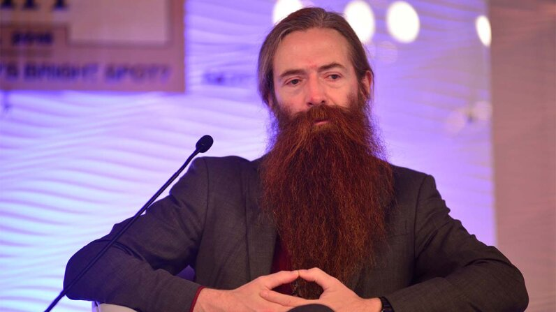 Aubrey De Grey, mathematics