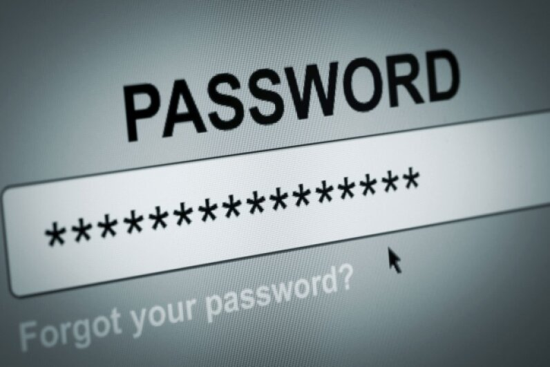 "If your password is ""password"" or ""12345"" or something equally simple, you really should change it ASAP. ©iStock/Thinkstock"