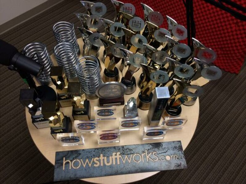 HowStuffWorks' awards, past and present © 2014 HowStuffWorks
