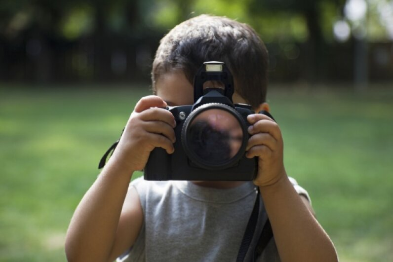 """Say cheese, nature!"" iStockphoto/Thinkstock"