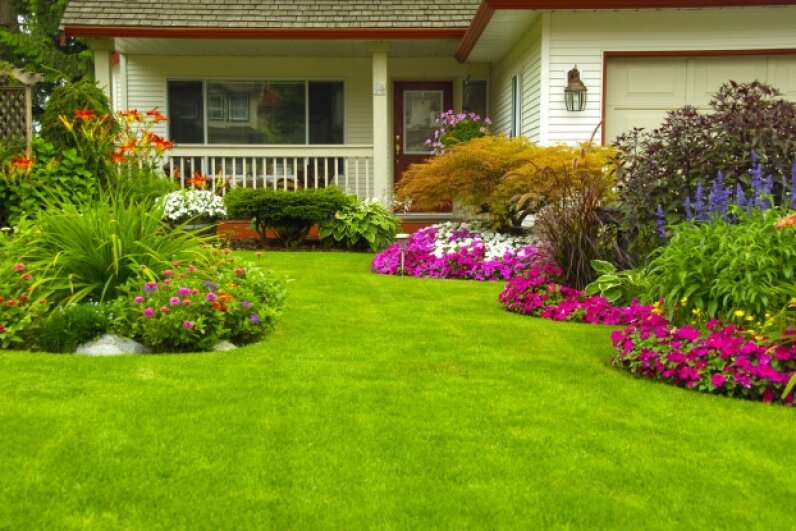Ahhh, the lovely sanctuary of your yard. There could be danger lurking there, but not to worry. Identify the problems, fix them, and get back to enjoying the outdoors. ©iStockphoto/Thinkstock