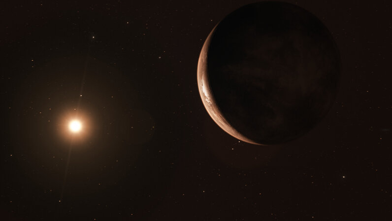 Barnard's Star b