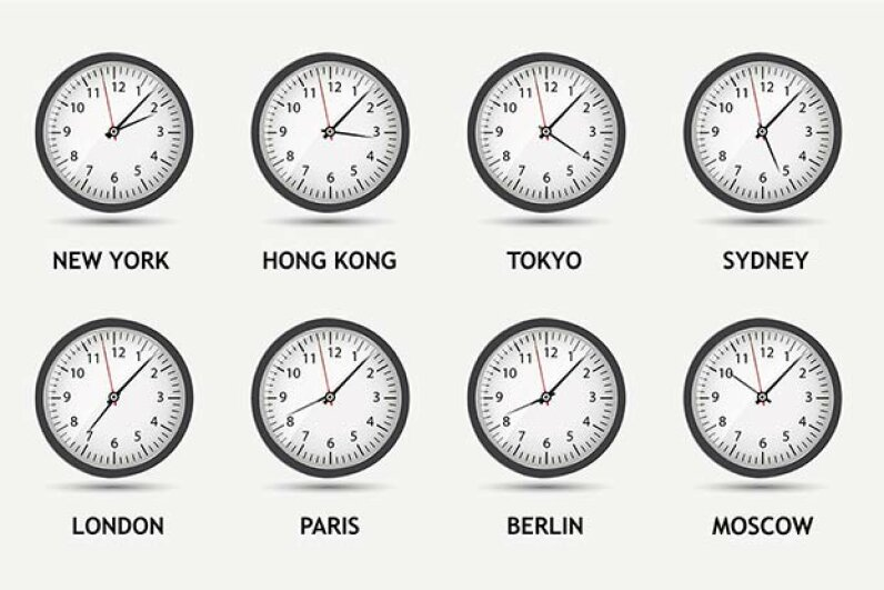 Melatonin is also the reason why you suffer from jet lag; it takes a while for your body to adjust to a different time zone and release the chemical at the new correct time. olegganko/iStock/Thinkstock