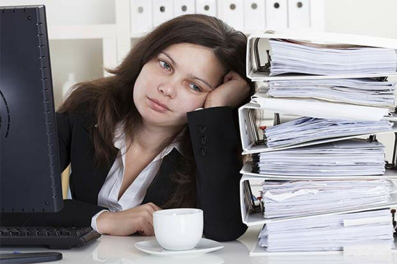 That urge to sleep after lunch is related to your circadian rhythms. AndreyPopov/iStock/Thinkstock