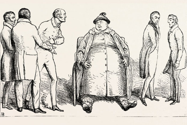 Tumors are no joking matter, but in 1831, Chinese laborer Hoo Loo became a public experiment when tickets were sold to view the surgical removal of his abdominal tumor. Universal History Archive/Getty Images