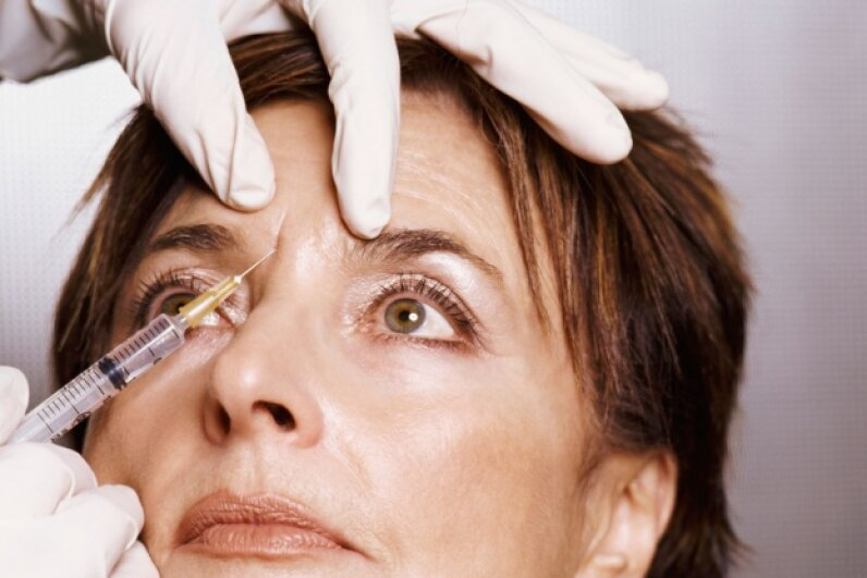 It seems likely that at some point in the future, we'll look back at the practice of injecting botulinum toxin A into our faces as rather silly.  ©Digital Vision/Thinkstock