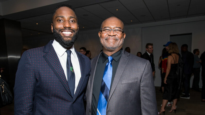 Ron Stallworth, John David Washington, 'BlaKkKlansman'