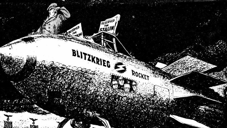 blitzkrieg cartoon