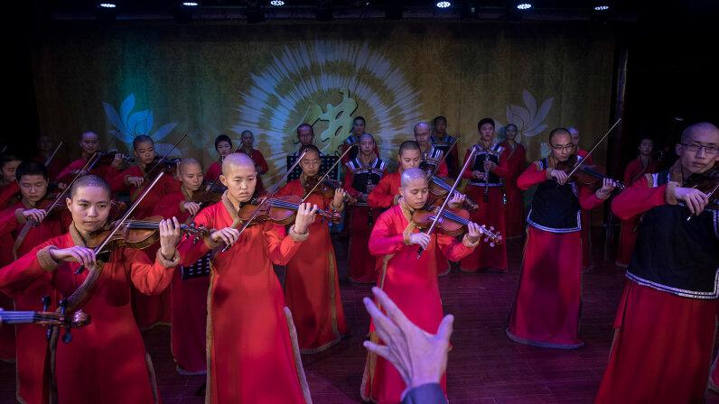 monks symphony