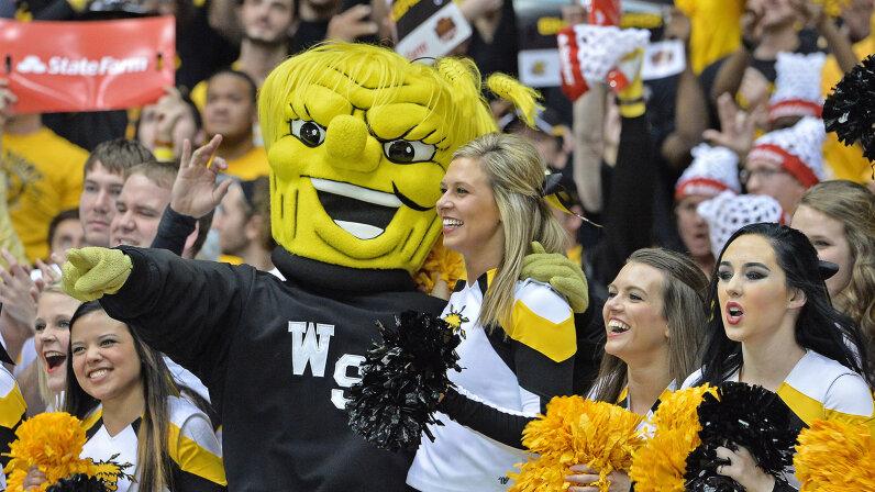 WuShock mascot