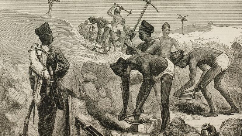 Indian troops, Cyprus