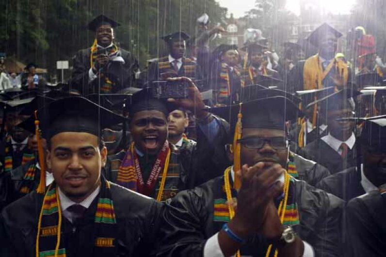 morehouse college students