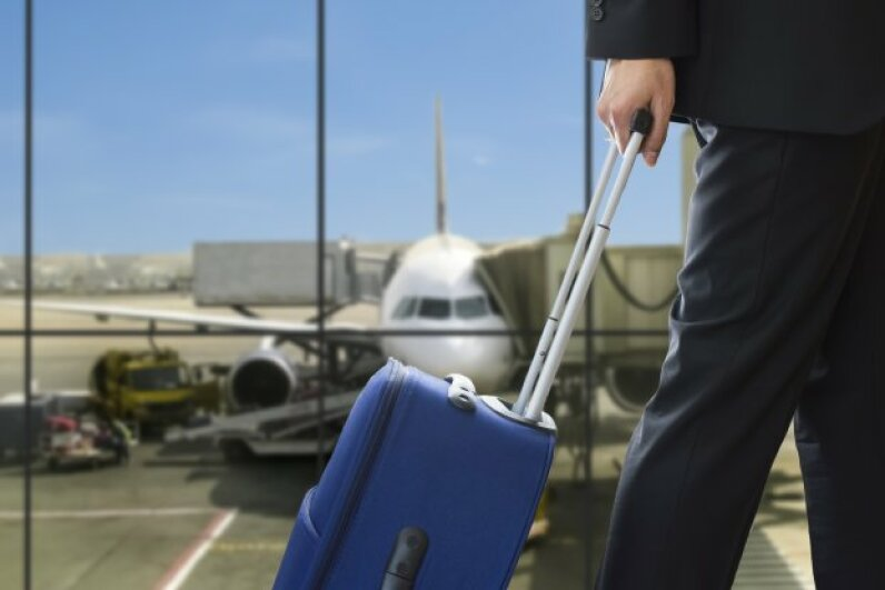 If your employer isn't reimbursing you for travel, you may be able to deduct it. iStockphoto/ThinkStock