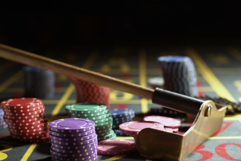 You can deduct your gambling losses (as long as they're more than what you won).  Michael Blann/Digital Vision/ThinkStock