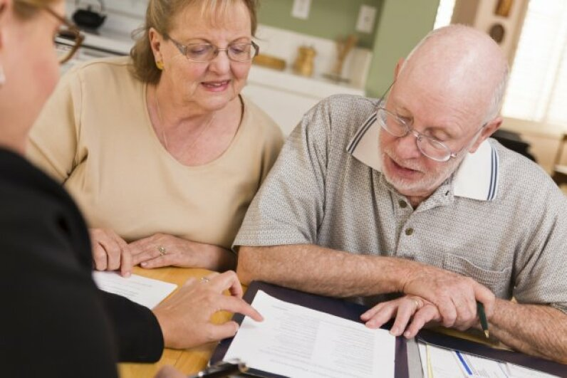 If you paid someone to help with your taxes last year, you can deduct what you spent this year. Andy Dean/iStockphoto/ThinkStock