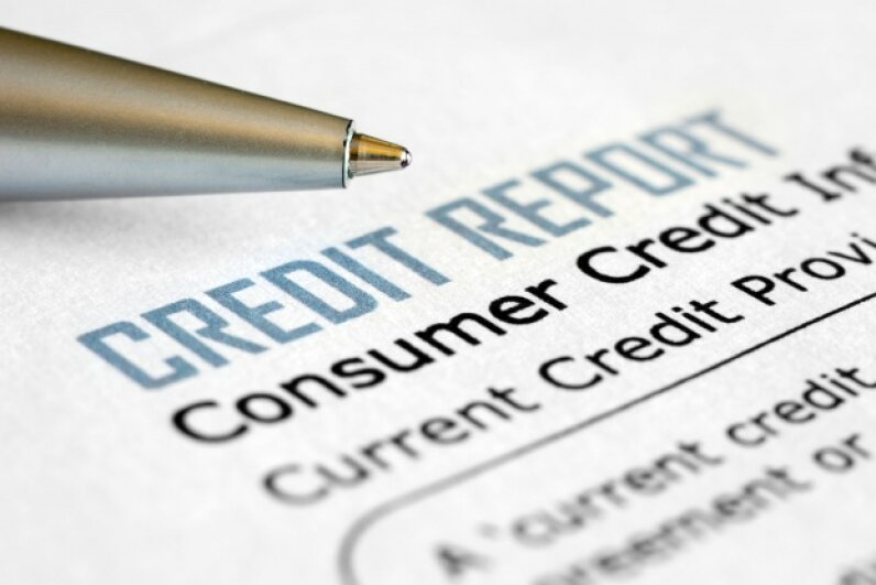 You credit score has a huge impact on what your monthly payments will be. ©Igor Dimovski/iStock/Thinkstock