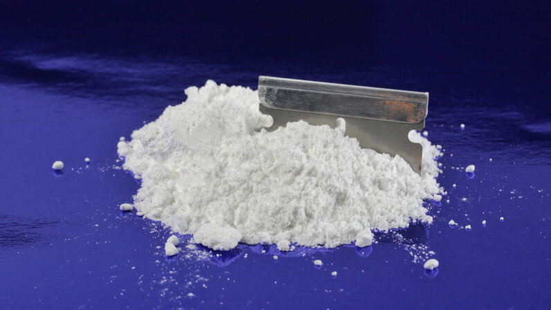 cocaine powder