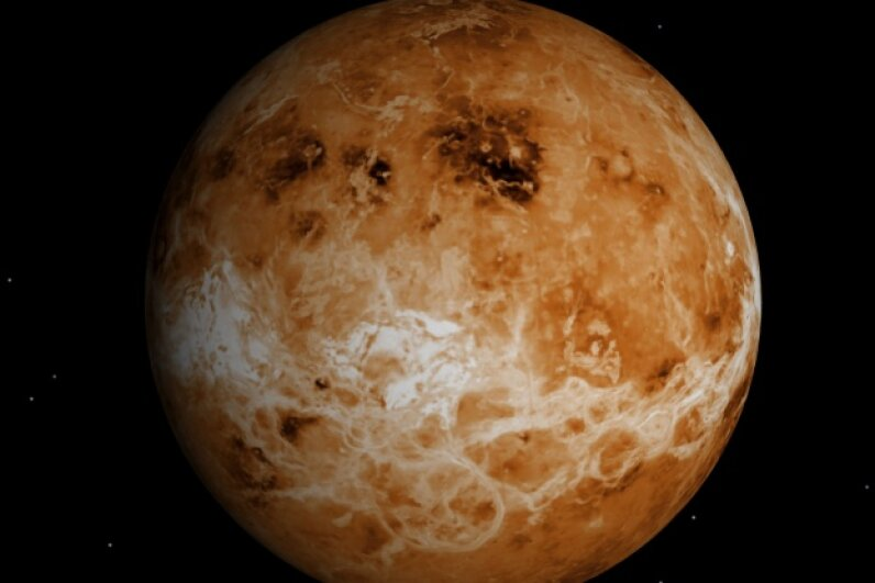 Velikovsky's theory suggests that Jupiter ejected Venus in comet form. © Stocktrek Images/Thinkstock