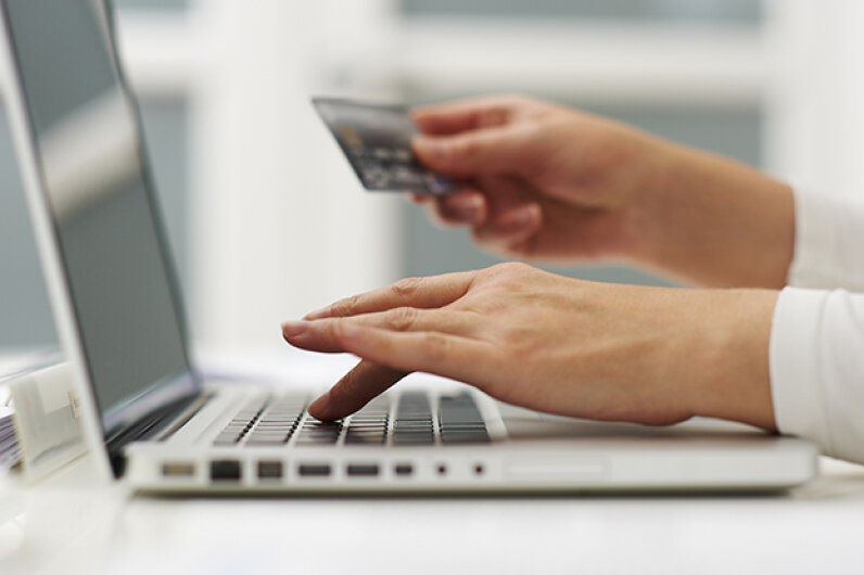 A number of early dot-coms tried to replace credit cards by creating online currency. John Lamb/Getty Images