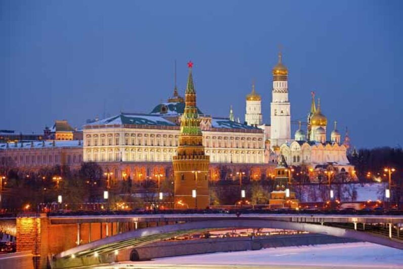 Russia is just one of the countries that has billions invested in the U.S. See more money pictures. iStockphoto/Thinkstock