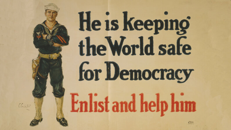 democracy propoganda
