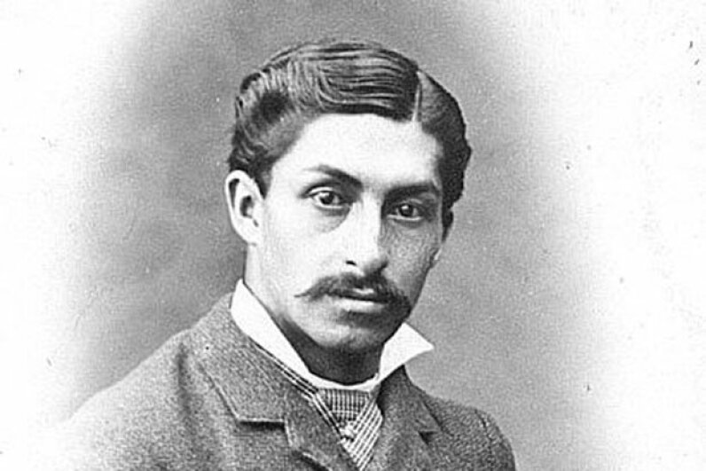 Peruvian medical student Daniel Carrión volunteered to inject himself with infectious matter from someone with Peruvian warts  to learn more about the disease. After he died from the condition, it was renamed after him. Wikimedia Commons