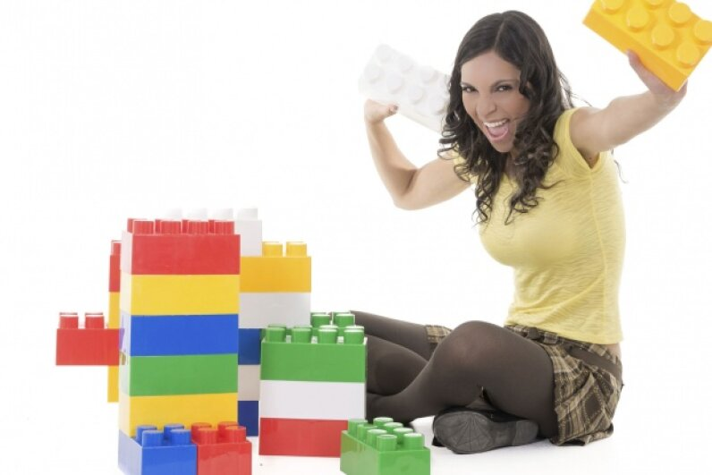 Most adults remember their Lego days fondly. Don't worry -- one of these projects features your childhood favorite. ©pxhidalgo/iStock/Thinkstock