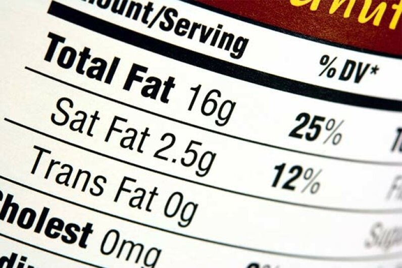 Although calorie consumption from fat in America has fallen from 40 to 30 percent since the 1980s, obesity rates have soared. Doctors are rethinking the traditional advice to lower fat intake in order to lose weight. Samuel Kessler/E+/Thinkstock